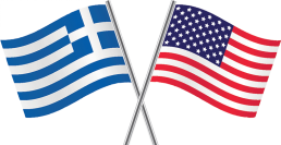 greek-and-american-flag